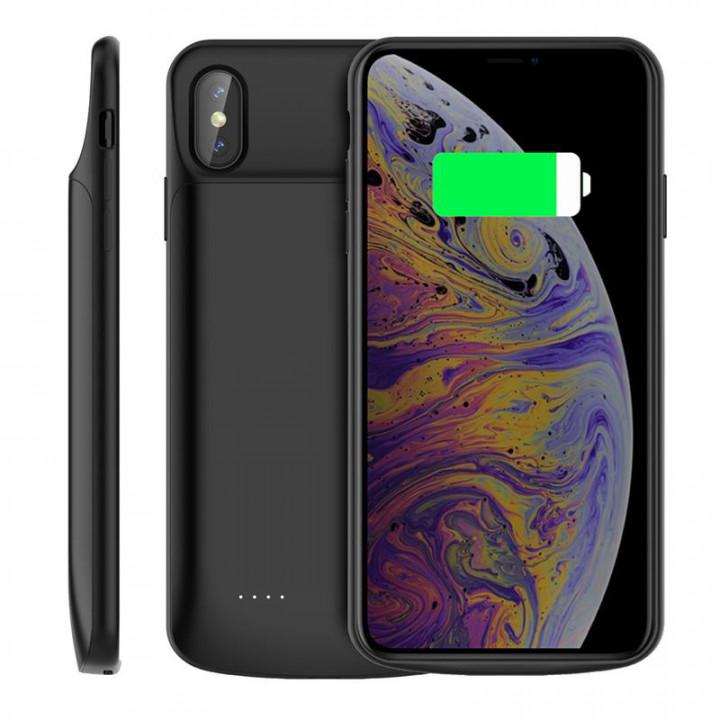 G-CASE - 移動電源電池外殼6000 mAh 適用於 iPhone XS max / iPhone XR