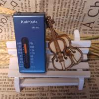 Kaimeda SR-202 2頻FM / AM袖珍超薄收音機