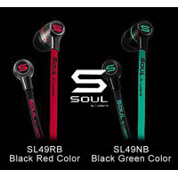 Soul by Ludacris SL49 Ultra Dynamic In-ear Earbuds