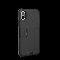 UAG (Urban Armor Gear) iPhone X Metropolis 羽毛輕而符合美國軍用級跌落測試的 iPhone 外殼
