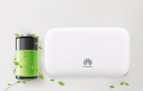 Huawei | HUAWEI E5573Cs-609 150 Mbps 4G LTE mobile hotspot Support