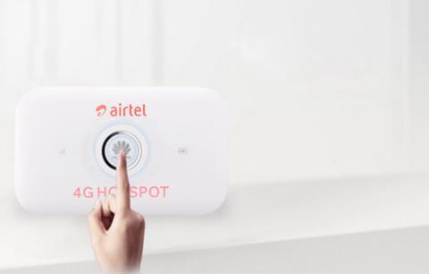 Huawei | HUAWEI E5573Cs-609 150 Mbps 4G LTE mobile hotspot Support