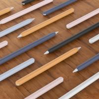 AHASTYLE Apple Pencil 2nd Generation Silicone Protection Pen Case PT65  (2 Color 2pcs)