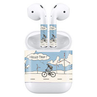 AHASTYLE - PodColors 2.0 Full Shape Sticker For Apple AirPods 1, 2