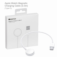 Apple Watch Magnetic Charging Cable (Type-C) (0.3m)