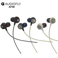 Audiofly AF56M In-Ear Headphones (Warranty Period 1 year)