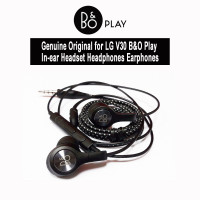 B&O Play By Bang and Olufsen LG V30 In Ear Earphones with Mic with 3.5mm Audio Jack (Parallel Imported)