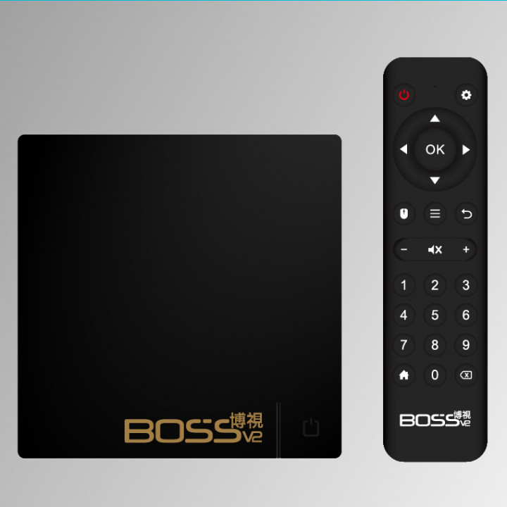 Boss TV V2 Smart Player 4K