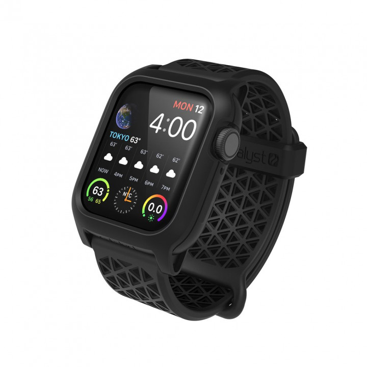 Catalyst® Impact Protection for 40mm Apple Watch Series 4 - Stealth Black