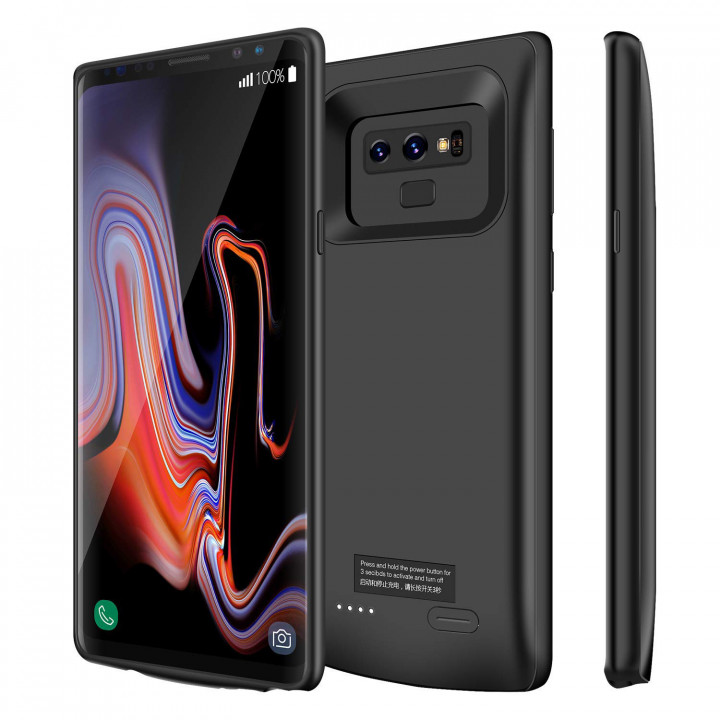 G-case - Power Bank Battery Shell Case 5000mAh For Samsung Note 9