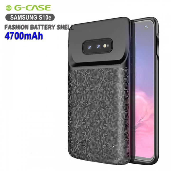 G-case - Power Bank Battery Shell Case 4700mAh For Samsung S10e