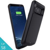 G-case - Power Bank Battery Shell Case 5500mAh For Samsung S8+  (Hong Kong Warranty Period 90 days)