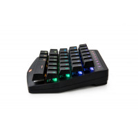 HandJoy K1 Game Keyboard (Good for Knives Out, Pubg Mobile, Rules of Survival, Be the Winner....)