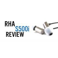 RHA S500i Ultra-Compact  (Warranty Period 3 years)