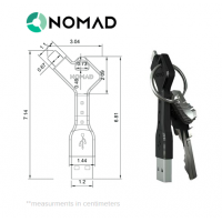 Nomad Key Sized Cable