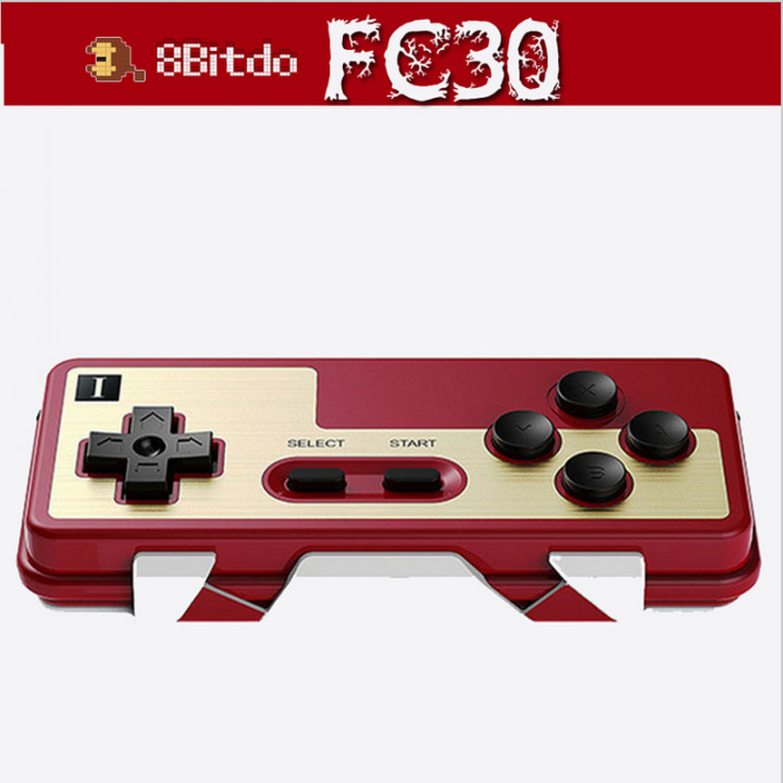 8BitDo FC30 / NES30 Manette sans fil  Bluetooth Gamepad