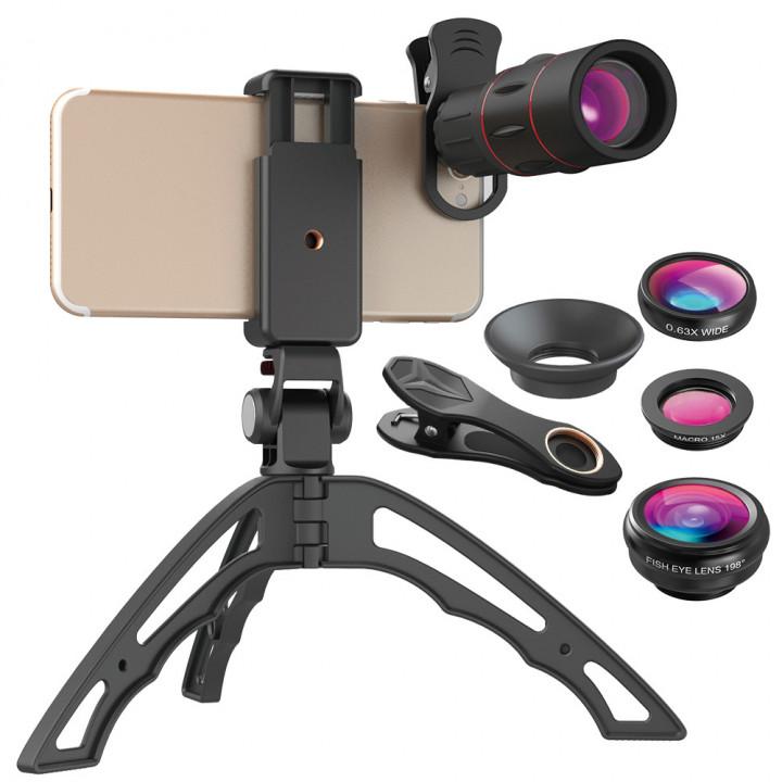 4 IN 1 Phone Camera Lens kit