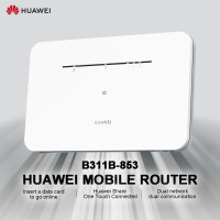 Huawei Mobile Router B311B-853  (Wired broadband / Insert Sim Card)  (Hong Kong Warranty Period 1 years)