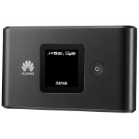 Huawei Mobile Pocket WiFi2 Router4G Network, power & screen upgrade (E5577Bs-937)(Warranty Period 1 years)