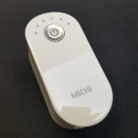 Michi 2 ports Timer Output 2.4A Charger (Warranty Period 1 year)