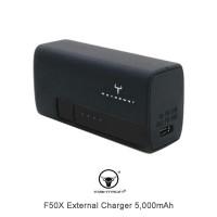 Maxtron -Maxpower F50X Power Bank 5,000mAh (Warranty Period 1 years)