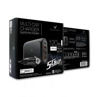 Maxpower KR120PD 4 Bit Car Charger