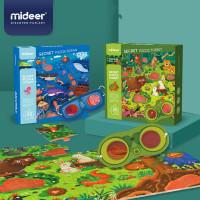 Mideer - Secret Jigsaw Puzzle (Ocean / Forest)