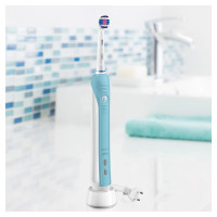 Oral-B PRO 600 3D Electric Toothbrush Rechargeable (Warranty Period 1 Year)