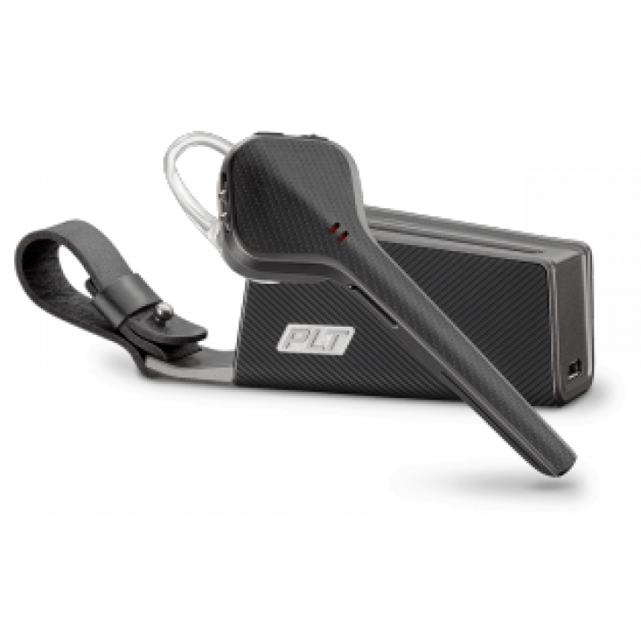 Plantronics Voyager 3240 Discreet Bluetooth Headset System includes charge case