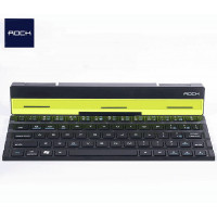 Rock R4 Multi-Function Rollable Mini Bluetooth Keyboard For Smartphone Tablet Computer (Hong Kong Warranty Period 90 days)