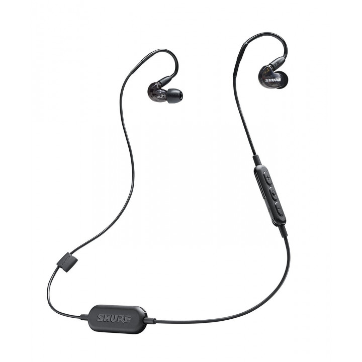 Shure SE215-BT1 Wireless Sound Isolating Bluetooth Earphones