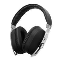 SOUL Jet Pro Hi Definition Noise Cancelling Headphones, Silver (Warranty Period 1 years)
