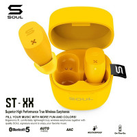 Soul ST-XX Ultra-small Superior High Performance True Wireless Earphones (Bluetooth v5.0)(Hong Kong Warranty Period 1 year)