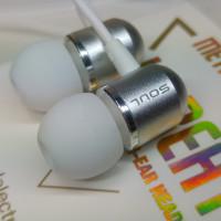 SOUL UPBEAT - High Performance In Ear Headphones