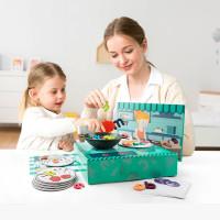TopBright - Pretend play ABC Spell & Play Food Box