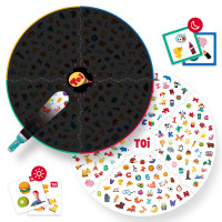 TOI Board Game Find It Out With A Small Flashlight Educational Game (TP200)