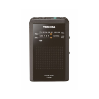 TOSHIBA TY-APR4 bk Pocket Radio Suitable for Hong Kong DSE Exam Radio (Warranty Period 6 months)