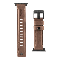 UAG - LEATHER WATCH STRAP FOR APPLE WATCH (44/42)