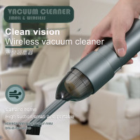 Small and Wireless Vacuum Cleaner - 6036 (Hong Kong Warranty Period 90 day)