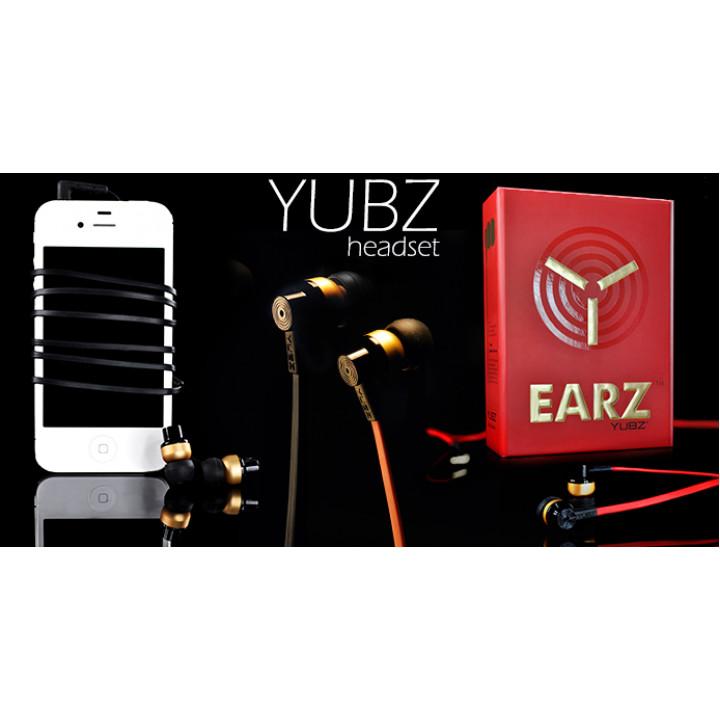 YUBZ EARZ headphone (Warranty Period 1 years)