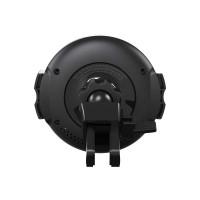 Infrared Motion Sensor Holder Qi Fast Wireless Charging Car Mount