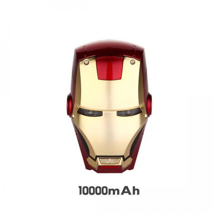 dgpower -MARVEL AVENGERS Mobile Power Iron Man 10000mAh (Hong Kong Warranty Period 90 days)