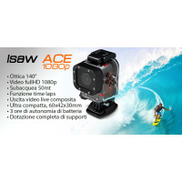 Isaw A2 HD Action Camera (Warranty Period 1 years)