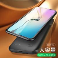 Power Bank Battery Shell Case 6000mAh For Samsung S20+ (Hong Kong Warranty Period 90 days)