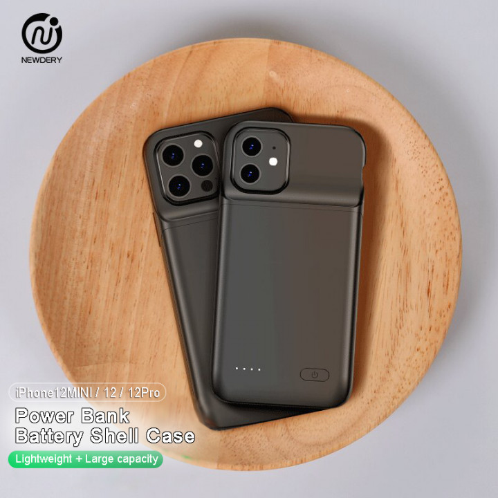 iPower Bank Battery Shell Case 4800mAh For iPhone 12 / 12Pro (Hong Kong Warranty Period 90 days)