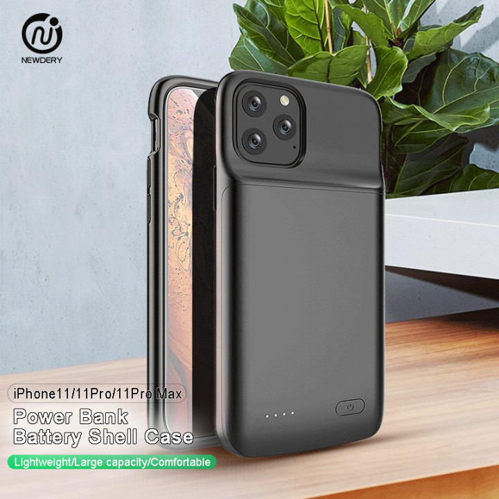 Power Bank Battery Shell Case 5000mAh For iPhone 11 (Hong Kong Warranty Period 90 days)